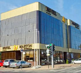 Гостиница Мартон Северная