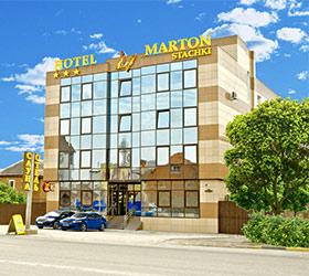 Гостиница Мартон Рокосовского