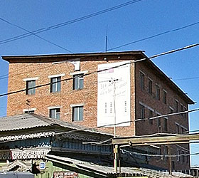 Гостиница Матрешка