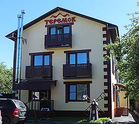 Гостиница Теремок Мини-отель Заволжский
