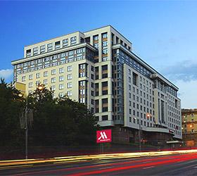 Гостиница Марриотт Москва Отель Новый Арбат
