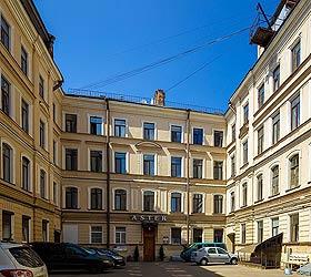 Гостиница Невский Отель Астер