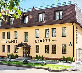 Гостиница Старый Дворик