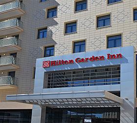 Гостиница Хилтон Гарден Инн Уфа Риверсайд