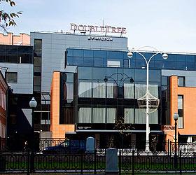Гостиница ДаблТри от Хилтон Екатеринбург Сити Центр