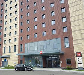 Гостиница Ибис Москва Динамо