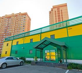 Гостиница Мастер-Отель Котельники