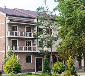 Резиденс Парк Отель