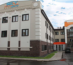 Гостиница Скай Центр