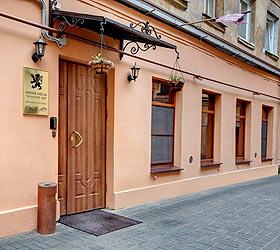 Гостиница РеМарка на Столярном