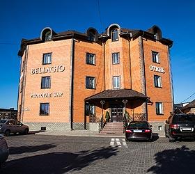 Гостиница Белладжио