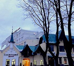 Гостиница Кортъярд Марриотт Нижний Новгород Сити Центр