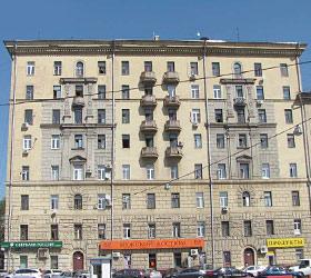 Гостиница Павелецкая Площадь