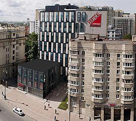 Гостиница Апарт-отель Вертикаль