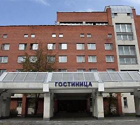 Гостиница ЦИПК