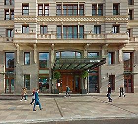 Гостиница СтандАрт Москва