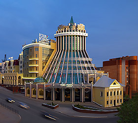 Гостиница Фор Поинтс бай Шератон Калуга