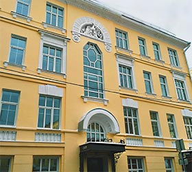 Гостиница Севен Хиллс на Таганке