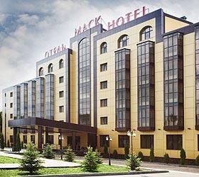 Гостиница Бизнес Отель Маск Иноземцево