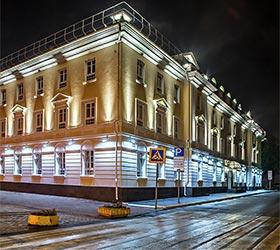 Гостиница Гранд Отель Звезда