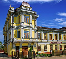 Selivanov Hotel-Restaurant
