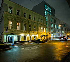 Гостиница Ханзер