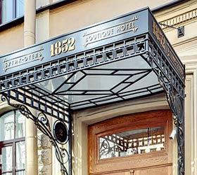 Гостиница 1852 Бутик Отель