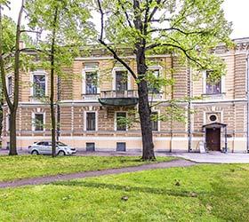 Гостиница Особняк Военного Министра Музейный Отель
