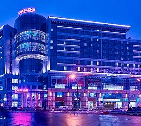 Гостиница Новотель Москва Киевская