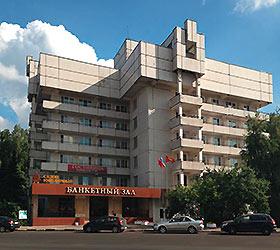 Гостиница Тропарево