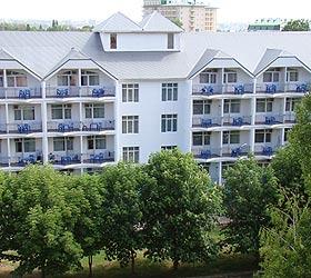 Гостиница Мандарин (б. Агат)