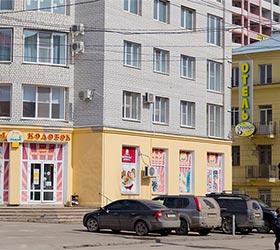 Гостиница Панда Сити