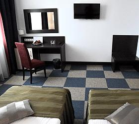 Гостиница Искра