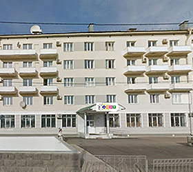 Гостиница еНОТ