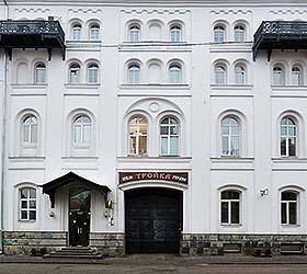 Гостиница Тройка Москва