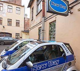 Гостиница Новый День