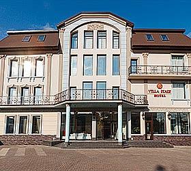 Гостиница Вилла Италия