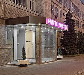 Гостиница Фортис Москва Дубровка