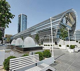 Гостиница Кавказ Баку Спорт
