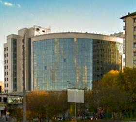 Гостиница Хилтон Гарден Инн Москва Красносельская