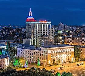 Гостиница Рамада Плаза Воронеж Сити Центр
