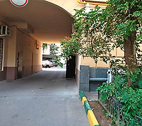 Гостиница Кроссроадс