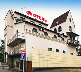 Гостиница СМ-Отель