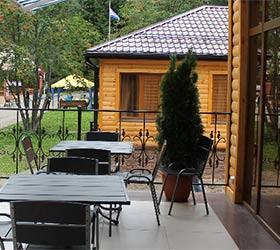 Гостиница Флора Парк