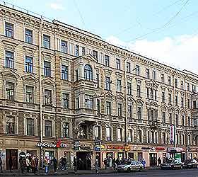 Гостиница Демидов