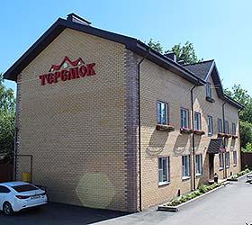 Гостиница Теремок Мини-отель Московский