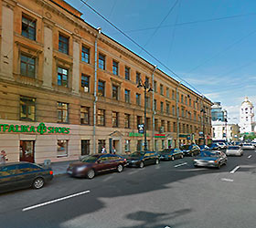 Гостиница Соната на Загородном Проспекте