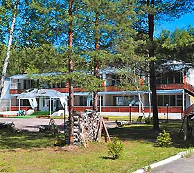 Серебро Загородный Отель