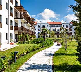 Гостиница Имеретинский - Парковый Квартал Апарт-Отель