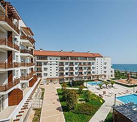 Imeretinsky-Marine Bay Apart-Hotel